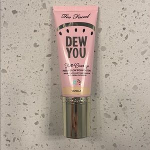 "Too Faced ""Dew You"" Foundation"